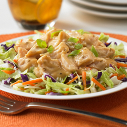 Gingered Chicken Salad