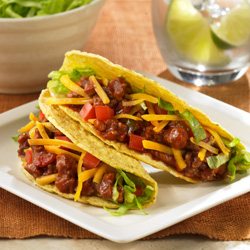 Sloppy Joe's Tacos Recipe
