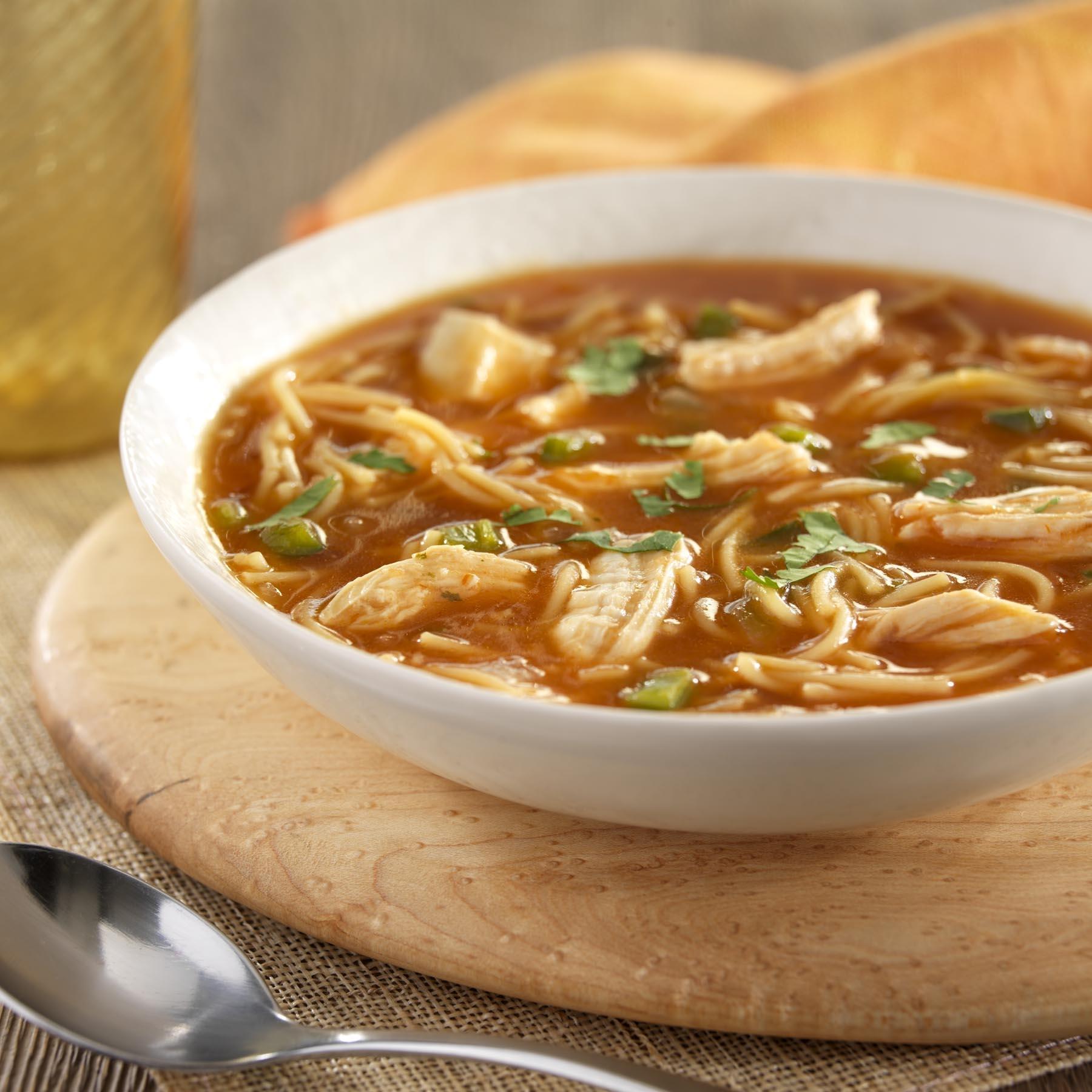 Hunt's® Sopa de Fideo con Pollo