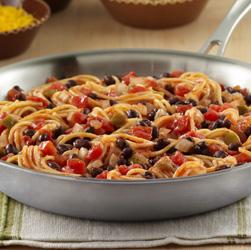 Fiesta Spaghetti