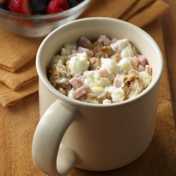 Canadian Bacon Egg Mug Scrambler™ Recipe