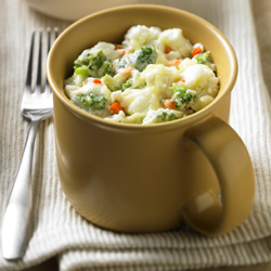 Very Veggie Egg Mug Scrambler