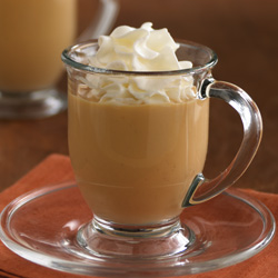 Caramel Spiced Eggnog Recipe