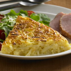 Skillet Potato Pancake Recipe