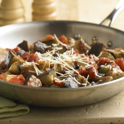 Italian Sauteed Eggplant