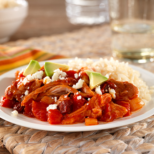 Chicken Tinga Recipe