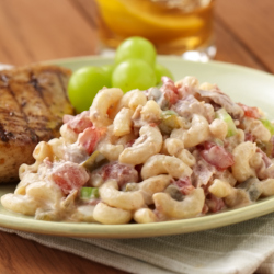 Zesty Tuna Pasta Salad