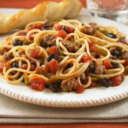 Fiesta de Espaguetis con Carne