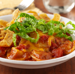 Mini Ravioli Taco Bake Recipe