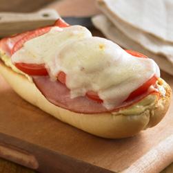 Sandwiches (Hoagies) Abiertos