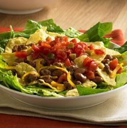Sencilla Ensalada de Taco