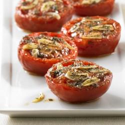 Tomates Asados con Hierbas