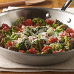 Brócoli a la Italiana