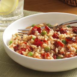 'Risotto' Rápido de Tomate