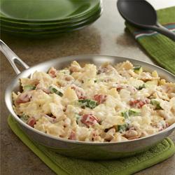Vegetarian Lasagna Skillet Recipe