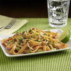 'Thai' Peanut Noodles