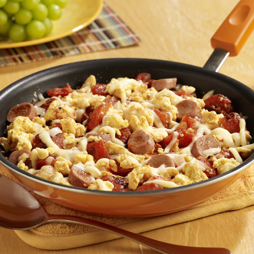 Latin Scrambled Eggs