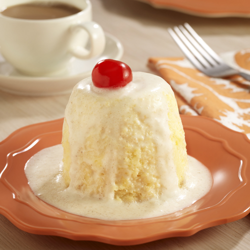 Tres Leches Mug Cakes Recipe