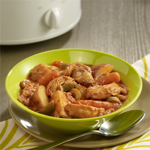 Latin-Style Slow Cooker Chicken Stew - Recipe | ReadySetEat
