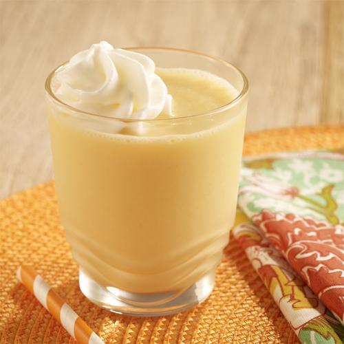 orange peach smoothies a smoothie recipe made with creamy vanilla ...