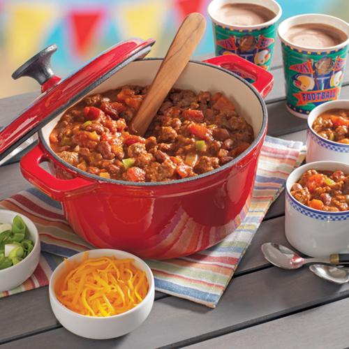 Ro*Tel® 30-Minute Chili - Recipe   ReadySetEat