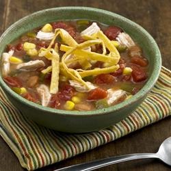 Sopa de Tortilla Cremosita