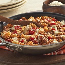 Parmesan Rotini Skillet Recipe