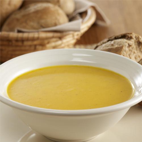 Sopa Cremosa de Calabaza Amarilla