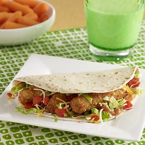 Fish Stick Tacos