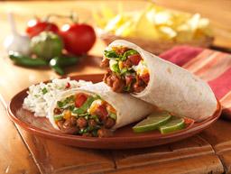 Burritos con Chili y Queso