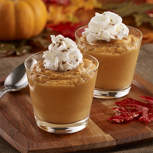 Pumpkin Pudding I Recipes — Dishmaps