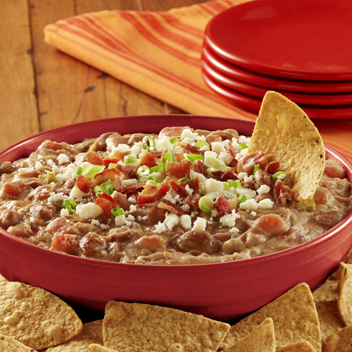 bacon fiesta dip bean and bacon fiesta dip bean and bacon fiesta dip ...