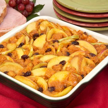 Apple-Sweet Potato Bake Recipe