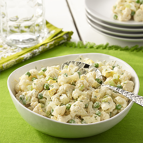 Cauliflower 'Potato' Salad